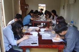 구미문화생활학교 사진